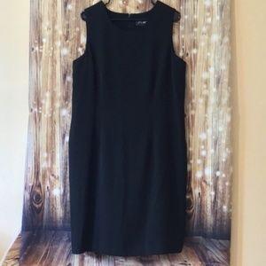 J. G. Hook | Black Sleeveless Dress -